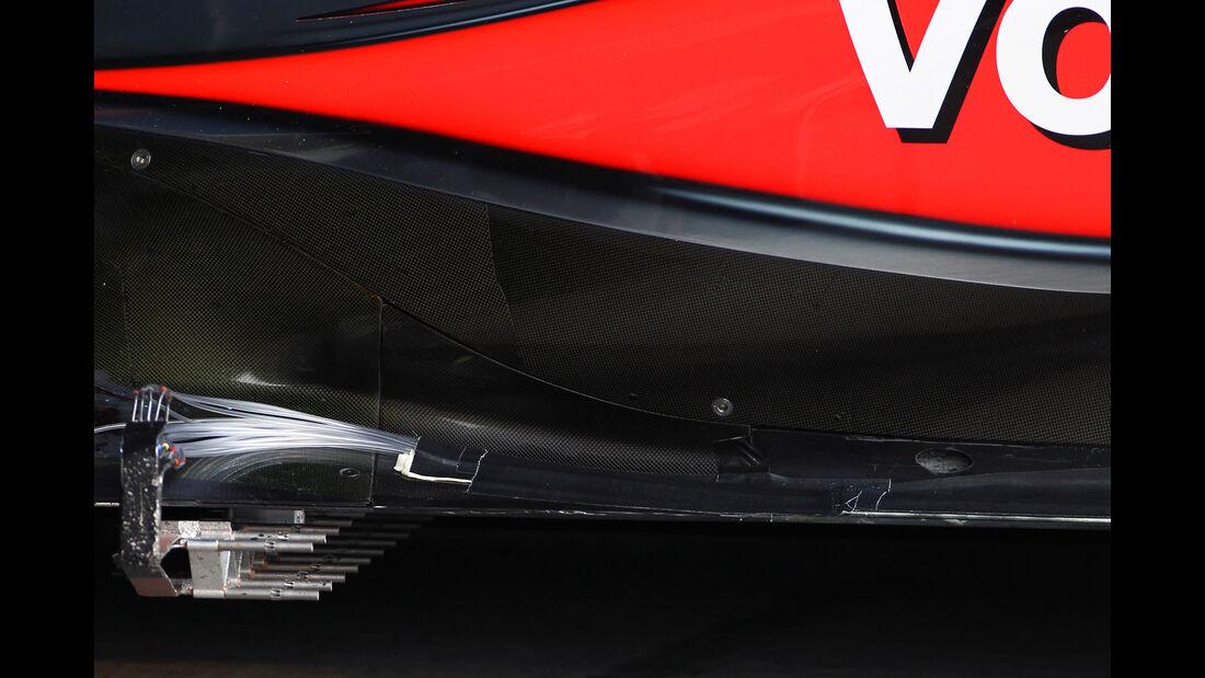 McLaren - Test - F1 - Jerez 2011