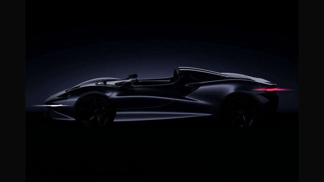 McLaren Ultimate Series Roadster