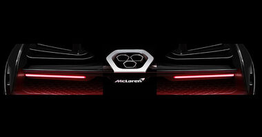 McLaren Ultimate Series Teaser