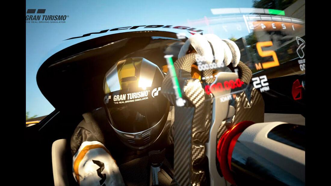 McLaren Ultimate Vision - Rennwagen - Gran Turismo Sport - Playstation 4