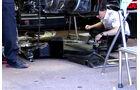 McLaren-Unterboden - Formel 1 - GP Monaco - 23. Mai 2013