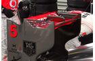 McLaren - Updates GP Italien 2013