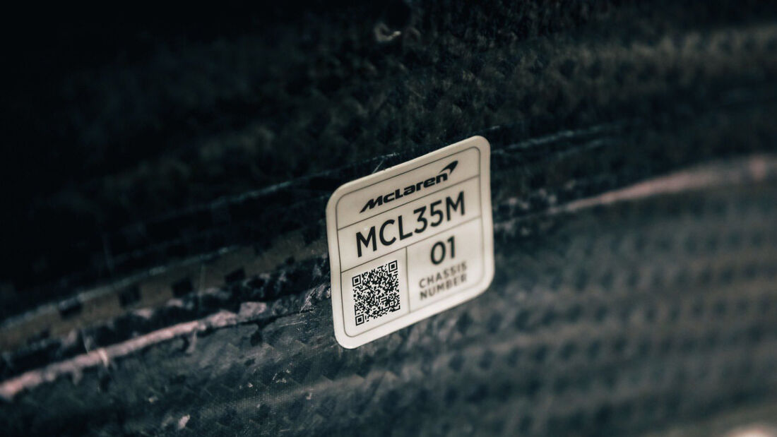 McLaren - Woking - Entwicklung / Fabrik 2021
