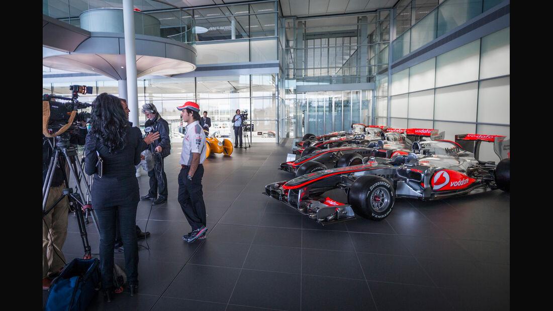 McLaren Woking