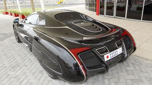 McLaren X1 Concept GP Bahrain 2013