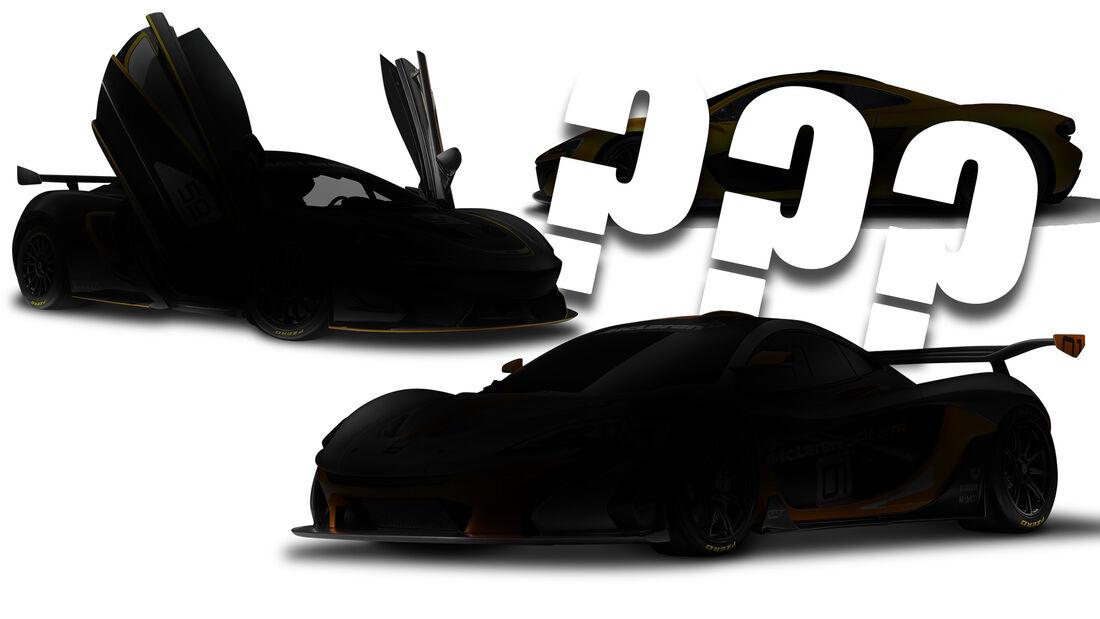 McLaren neue Modelle Solus Aeron Aonic