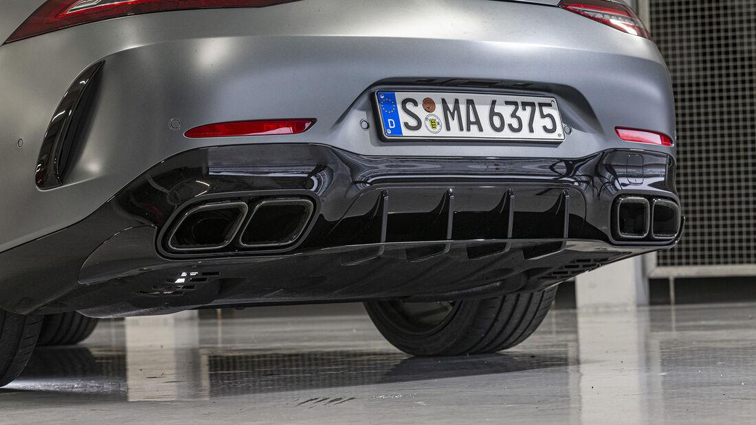 Mecedes AMG GT 63 4-Türer Coupe, Exterieur