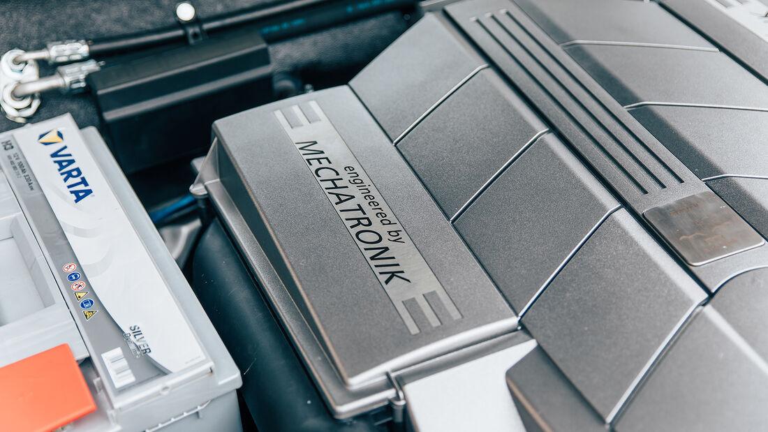 Mechatronik M-Cabrio