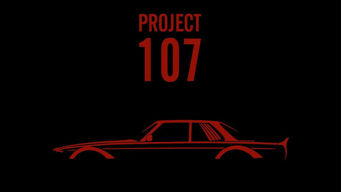 Mechatronik Project 107 Skizze