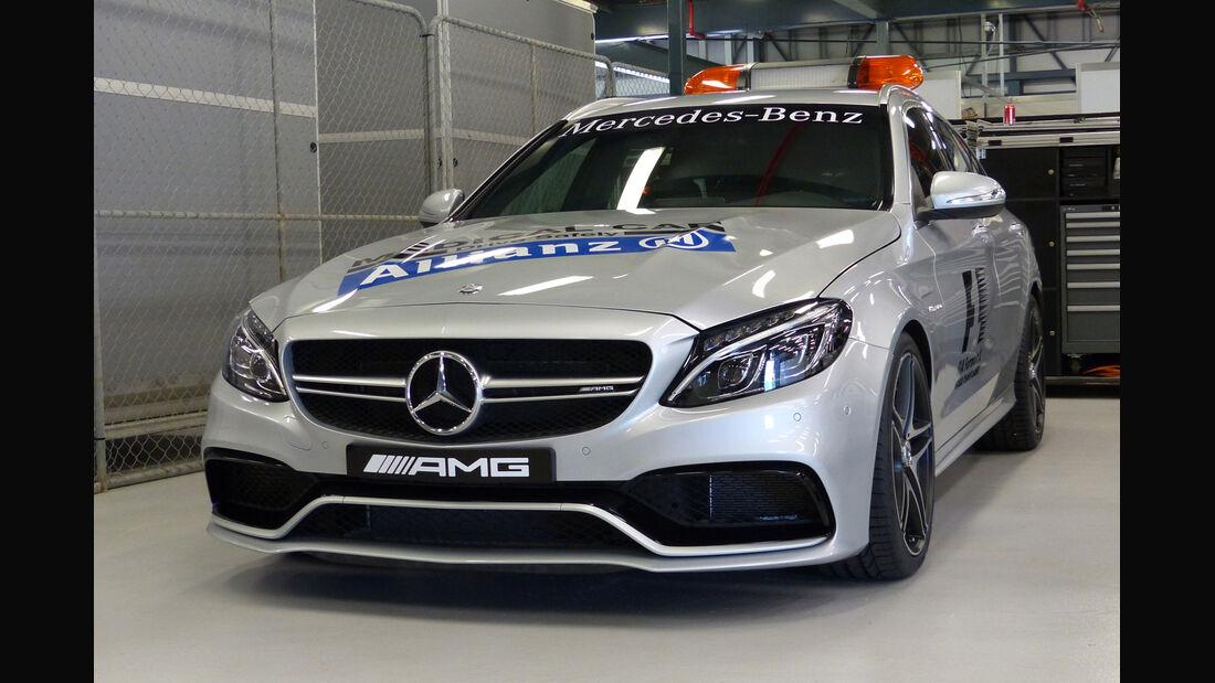 Medical-Car - Formel 1 - GP Australien - Melbourne - 11. März 2015