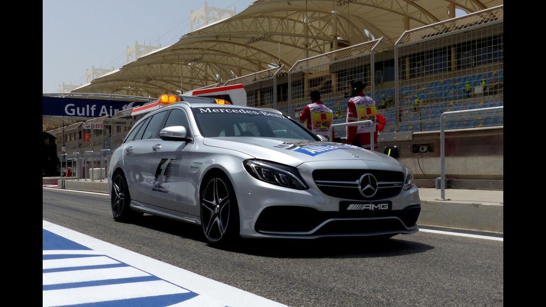 Medical-Car - Formel 1 - GP Bahrain - 17. April 2015