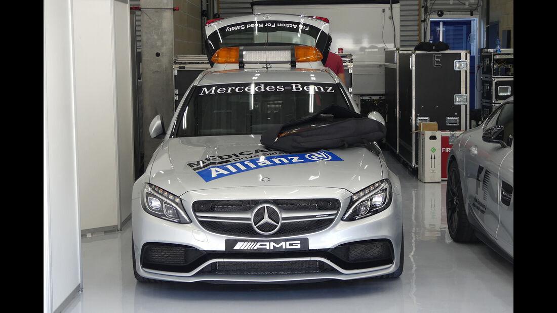 Medical Car - Formel 1 - GP Belgien - 24. August 2016