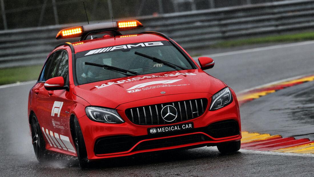 Medical Car - Formel 1 - GP Belgien - 29. August 2021