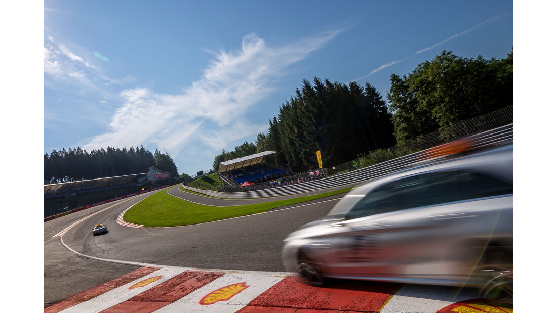 Medical-Car - Formel 1 - GP Belgien - Spa-Francorchamps - 22. August 2015