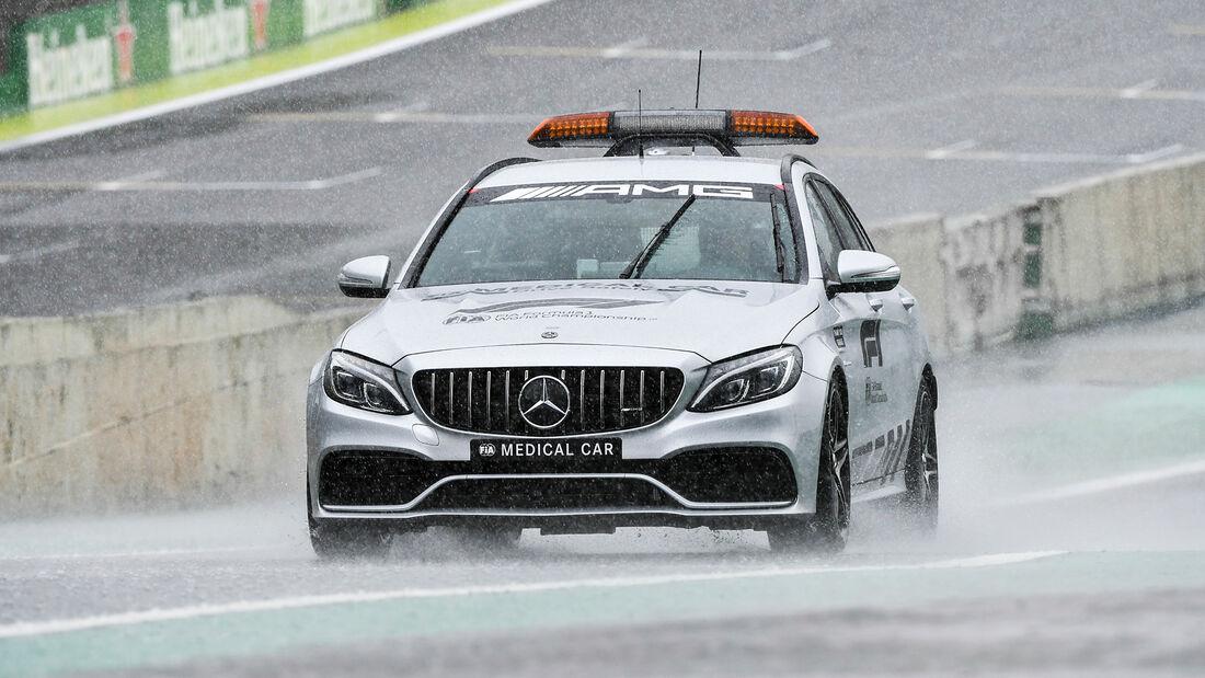 Medical-Car - Formel 1 - GP Brasilien - Sao Paulo - 15. November 2019