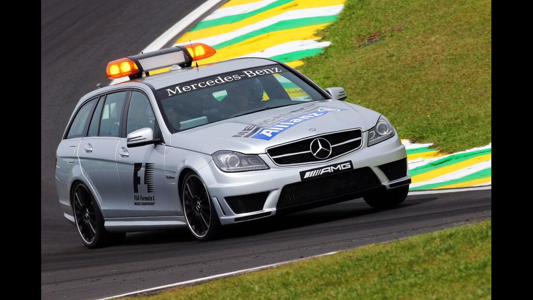 Medical Car - Formel 1 - GP Brasilien - Sao Paulo - 7. November 2014