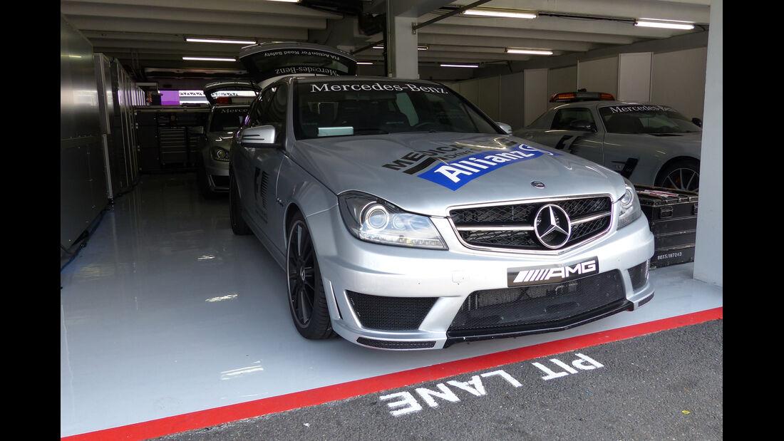 Medical Car - Formel 1 - GP Deutschland - Hockenheim - 16. Juli 2014