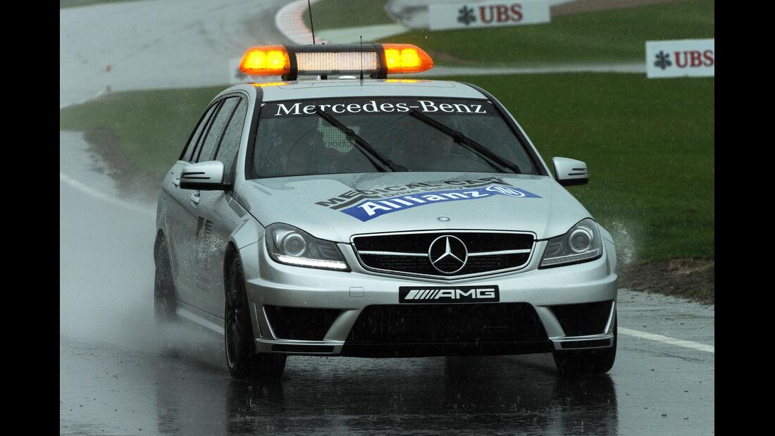 Medical-Car - Formel 1 - GP England - Silverstone - 7. Juli 2012