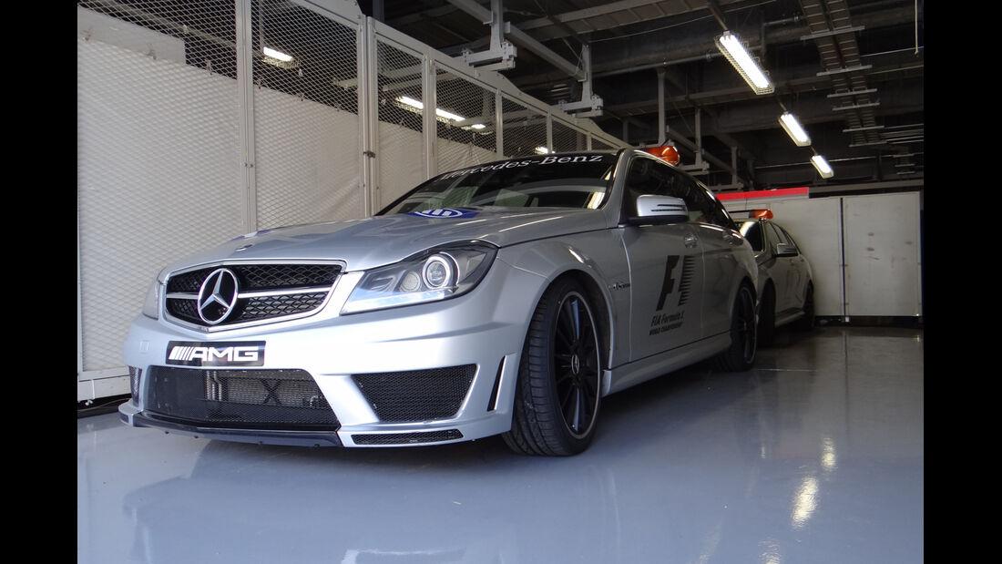 Medical Car - Formel 1 - GP Japan - Suzuka - 4. Oktober 2012