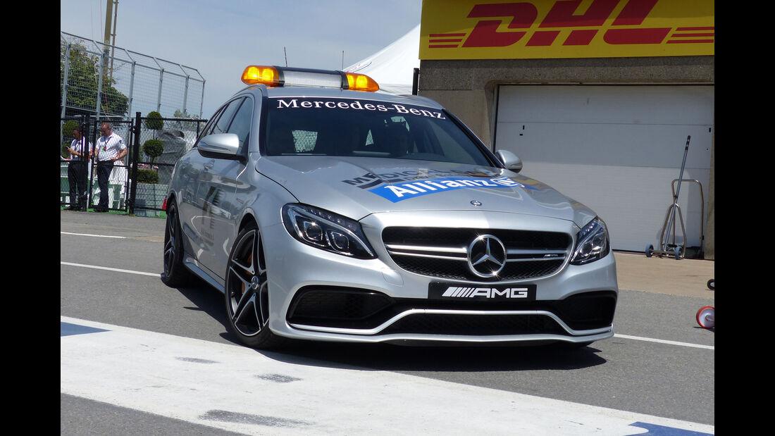 Medical Car - Formel 1 - GP Kanada - Montreal - 4. Juni 2015