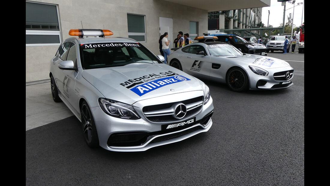 Medical Car - Formel 1 - GP Mexiko - 27. Oktober 2016