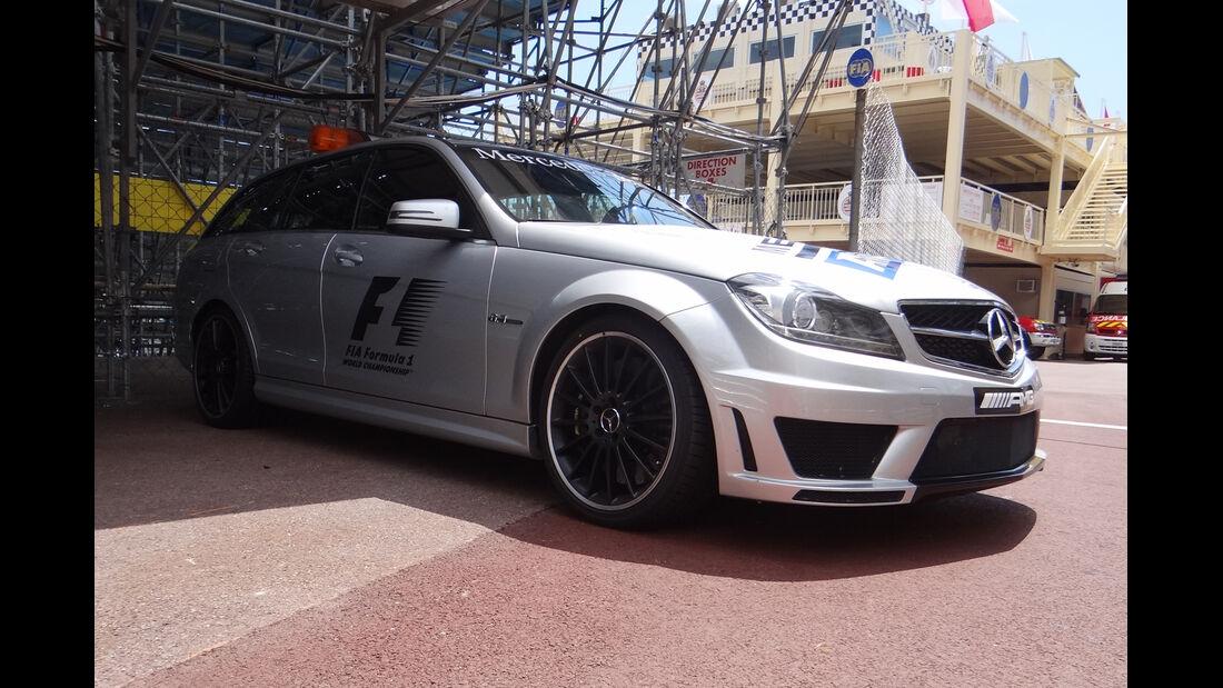 Medical Car - Formel 1 - GP Monaco - 24. Mai 2012