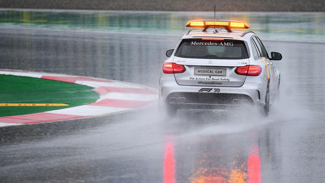 Medical Car - Formel 1 - GP Türkei - Istanbul - Samstag - 14.11.2020