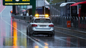 Medical-Car - Formel 1 - GP USA - Austin - Formel 1 - 24. Oktober 2015