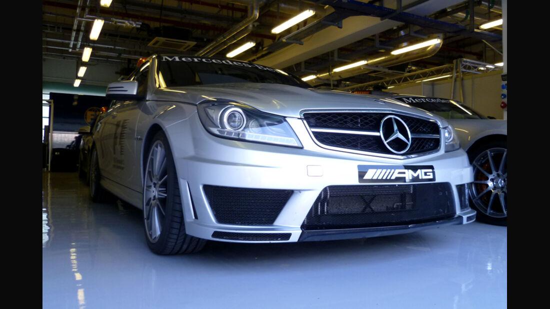 Medical-Car - GP Abu Dhabi - 10. November 2011