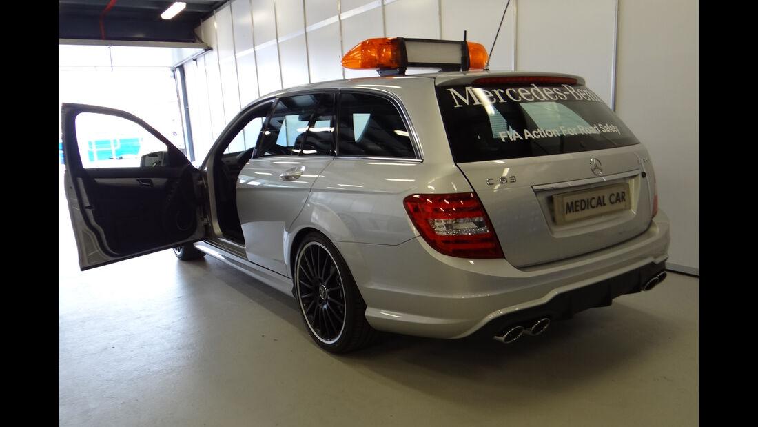 Medical-Car - GP Australien - 14. März 2012