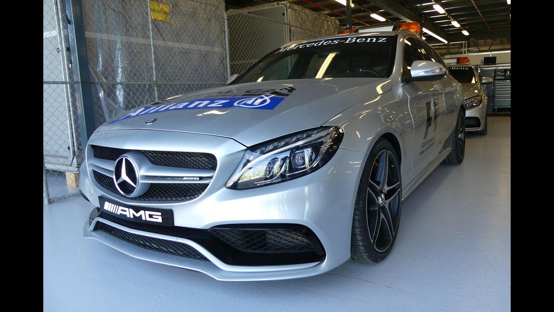 Medical Car - GP Australien - Melbourne - 16. März 2016