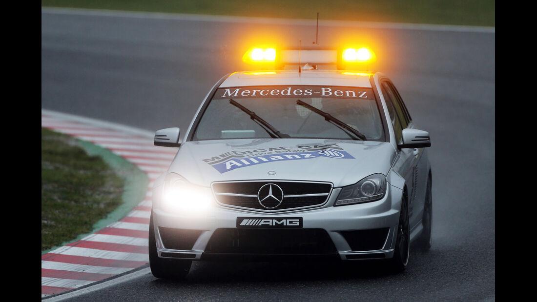 Medical Car - GP Japan 2014