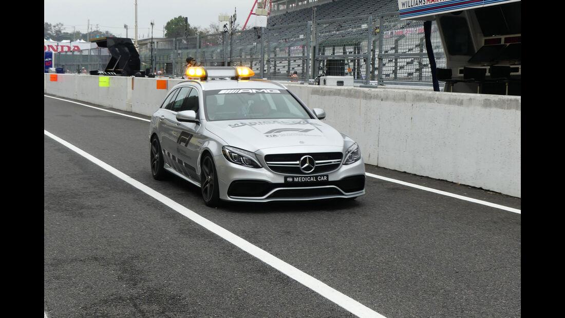 Medical Car - GP Japan - Suzuka - Formel 1 - Freitag - 5.10.2018