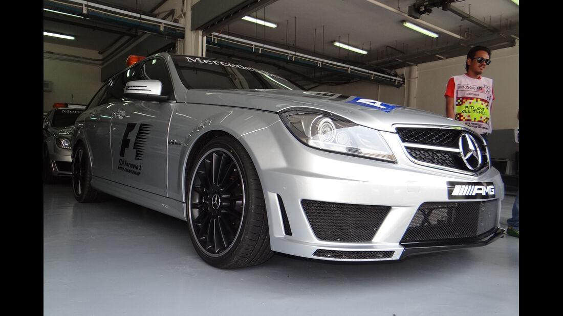 Medical-Car - GP Malaysia - 22. März 2012
