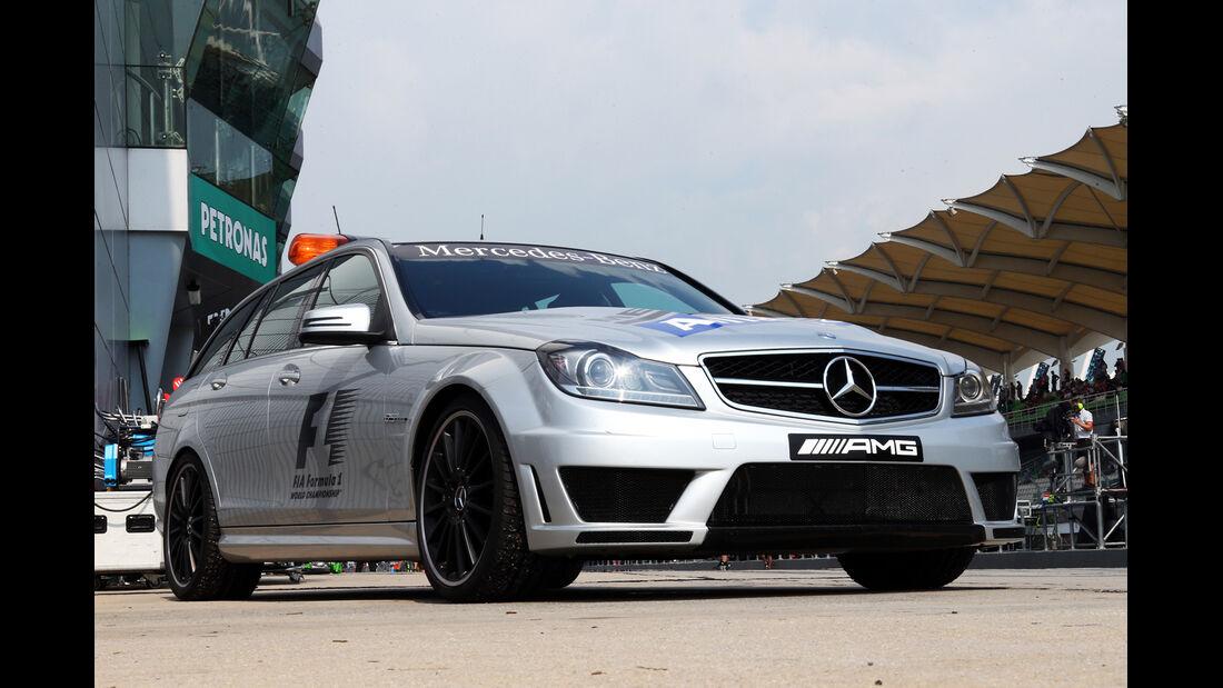 Medical Car - GP Malaysia - 23. März 2013