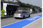 Medical-Car - GP Malaysia - Training - 23. März 2012