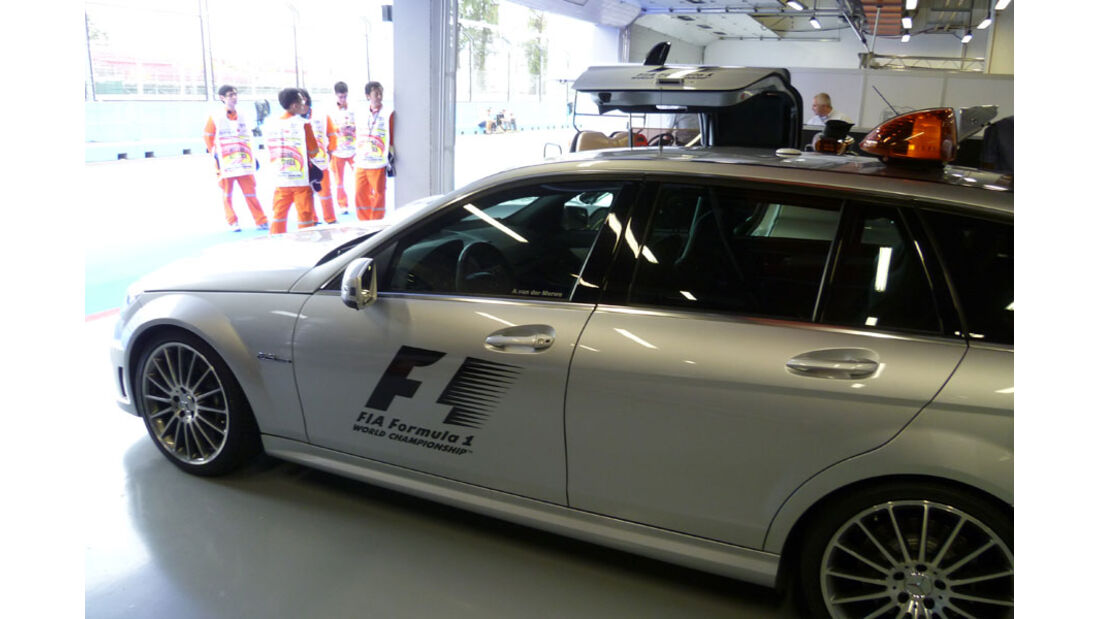 Medical-Car - GP Singapur - 22. September 2011