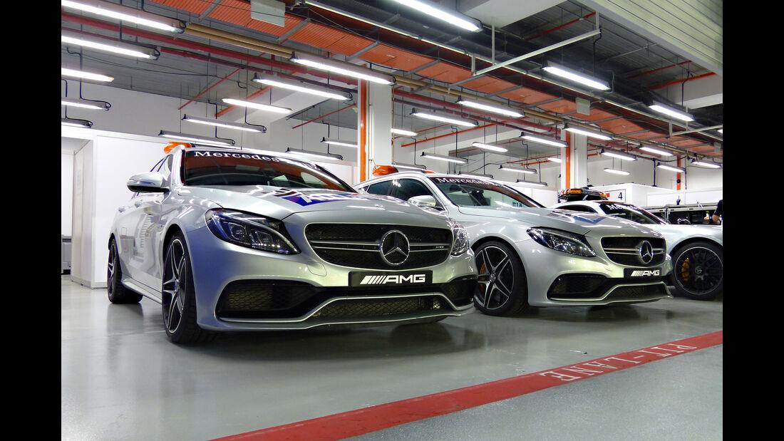 Medical-Car - GP Singapur - Formel 1 - 16. September 2015