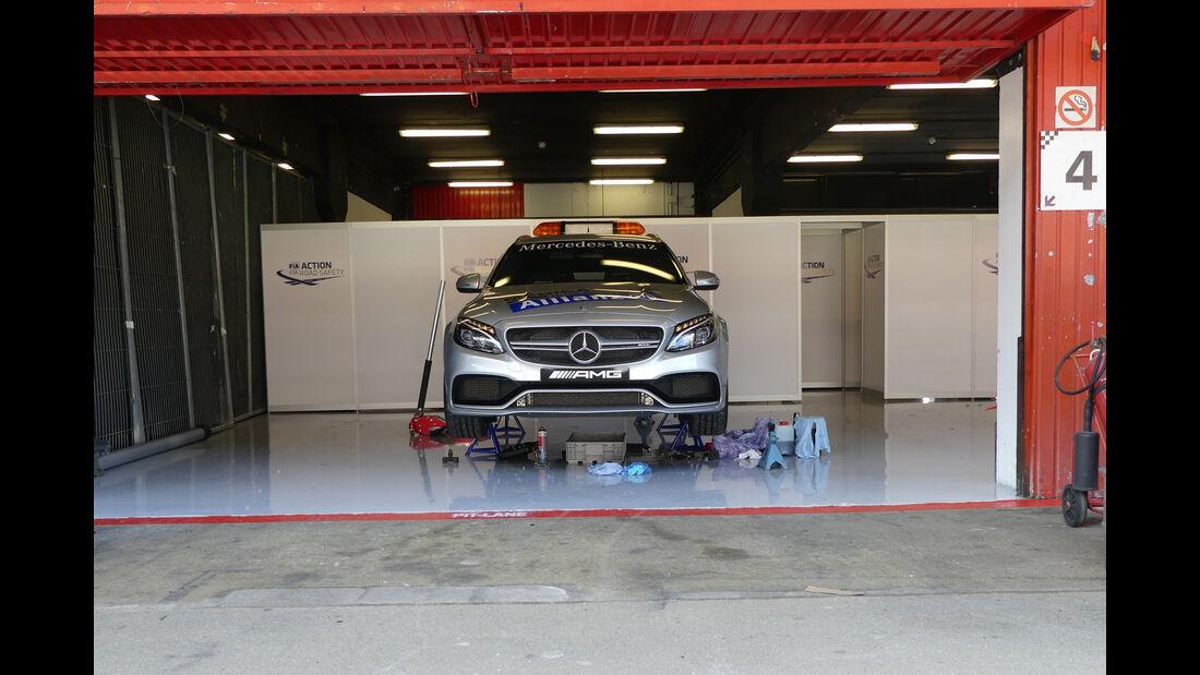 Medical Car - GP Spanien - Circuit de Barcelona-Catalunya - Mittwoch - 11. Mai 2016
