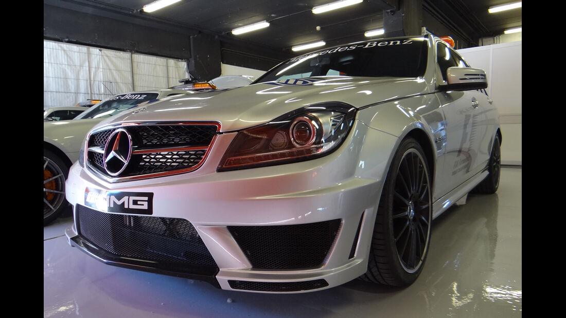Medical-Cars - GP Spanien - 10. Mai 2012