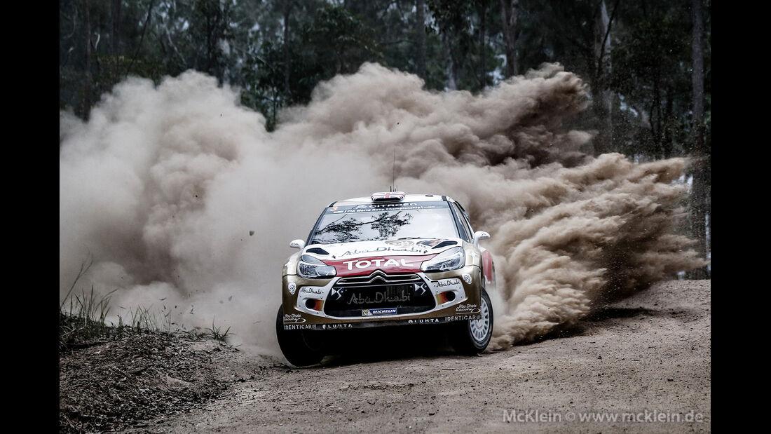Meeke - Rallye Australien 2014