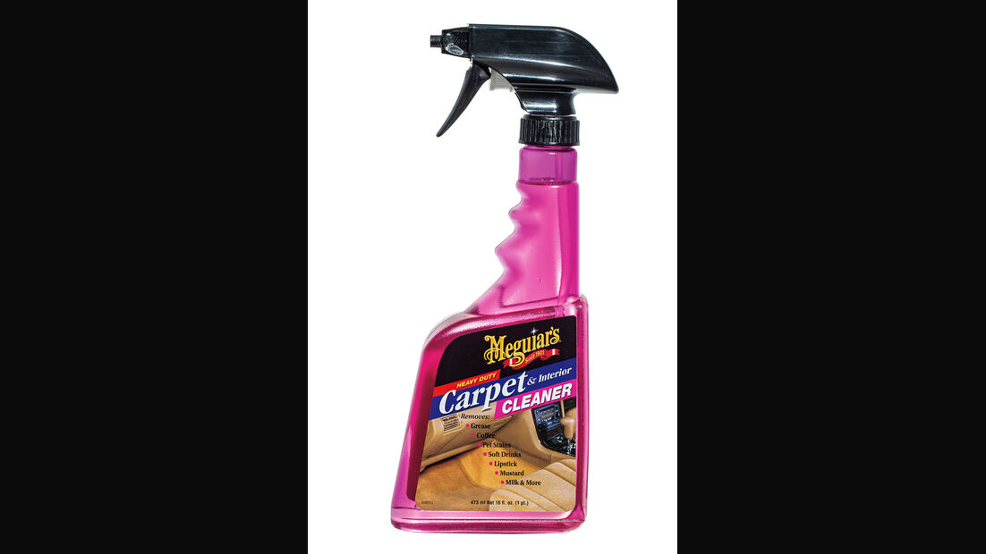 Meguiar's Gold Class Carpet Cleaner
