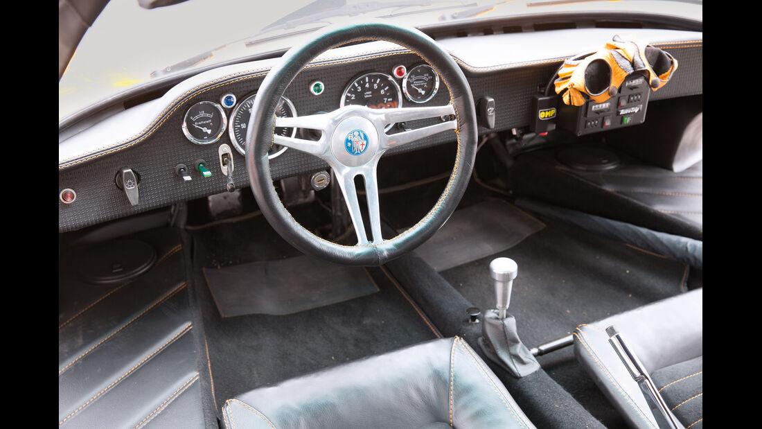 Melkus RS 1000, Cockpit