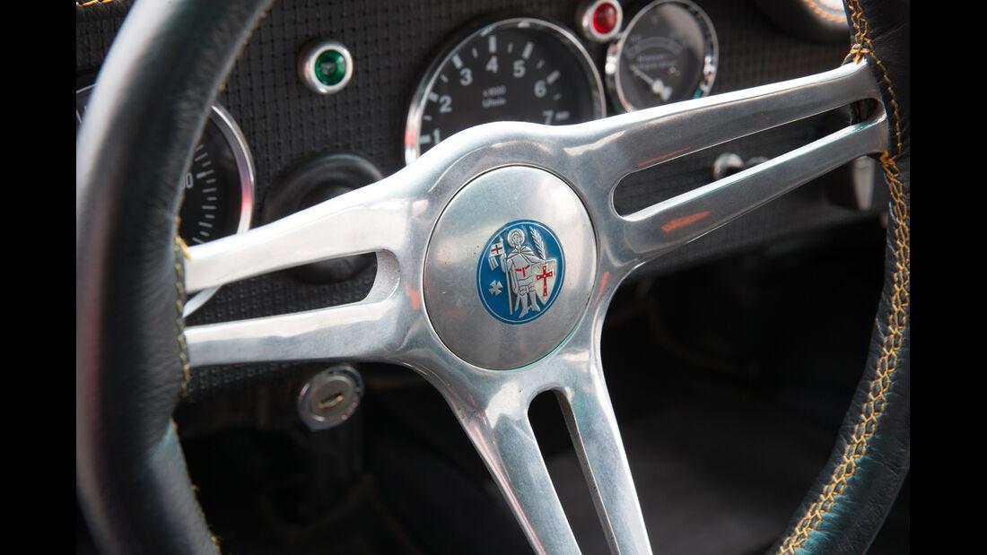 Melkus RS 1000, Lenkrad