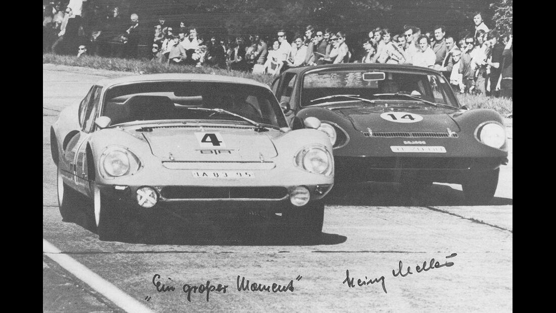 Melkus RS 1000, Rennen, 1973
