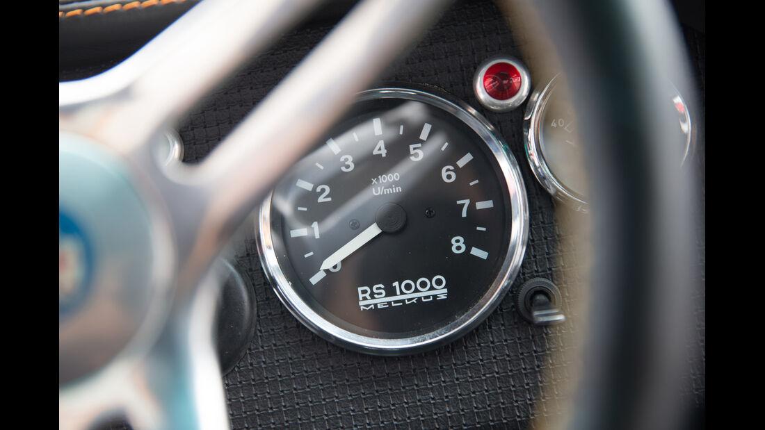 Melkus RS 1000, Rundinstrumente