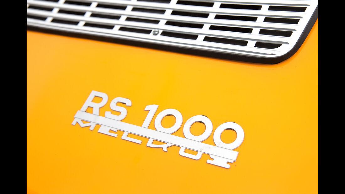 Melkus RS 1000, Typenbezeichnung