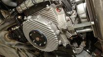 Memminger- VW Käfer, Motor, Detail