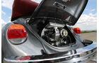Memminger-VW Käfer, Motor