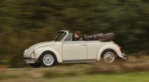Memminger- VW Käfer, Seitenansicht